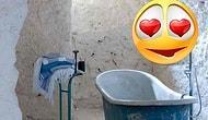 Yıkanmayı Bir Şölen Haline Getiren Birbirinden Doğal 22 Taş Banyo