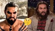 Jason Momoa, Khal Drogo Rolünden Sonra İngilizce Bilmediği Sanıldığı İçin İş Bulamadığını Açıkladı!