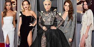 Kırmızı Halı Alarmı: 60. Grammy Ödülleri'nin Şık ve Rüküşlerini Seçiyoruz!