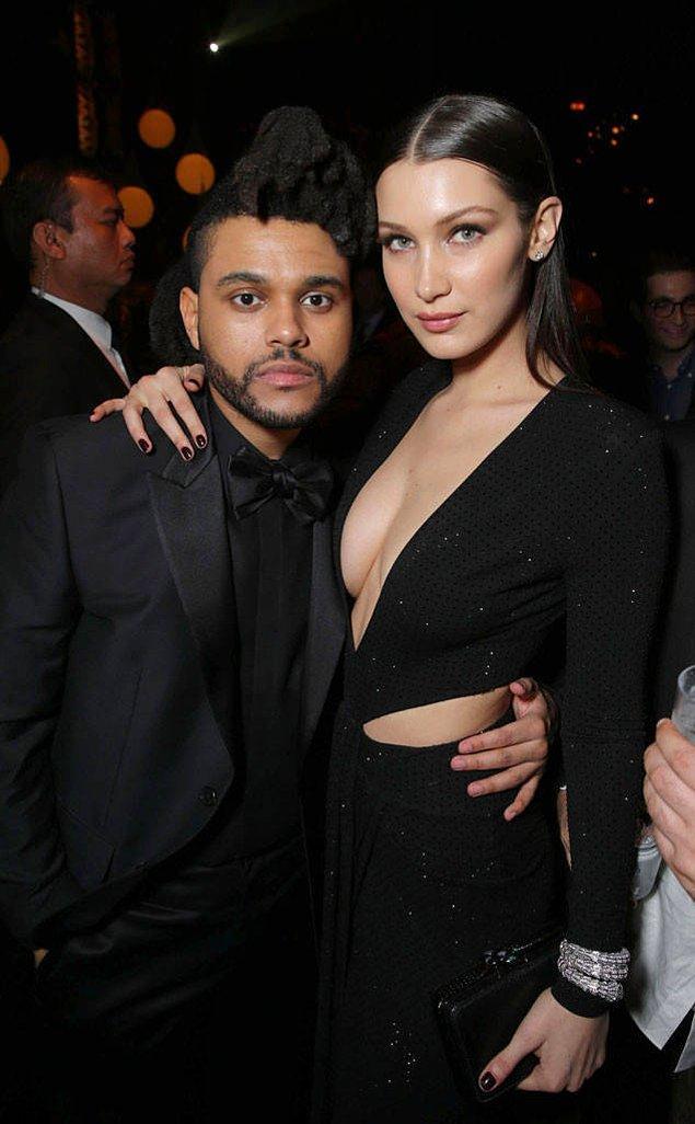2015 yılında The Weeknd ile ayrılıklarına şahit olduğumuz Bella'nın hayatında ise yeni birileri var gibi görünüyor.