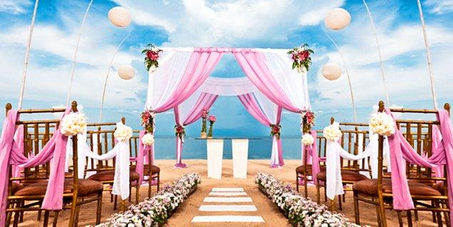 Kumsal düğünü!