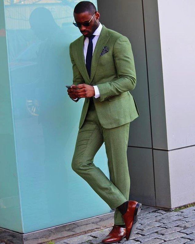 Yeşil!