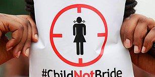 Kız Çocukları Gelin Olmasın! Dünyada Her 2 Saniyede Bir Çocuk Evlendiriliyor, Türkiye ise Avrupa'da Birinci Sırada...