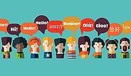 Bu Kelimelerin Hangi Dilde Yazıldığını Bilebilecek misin?