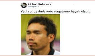 Galatasaray'ın Japon Futbolcu Nagatomo Transferini Goygoya Vuran 13 Kişi