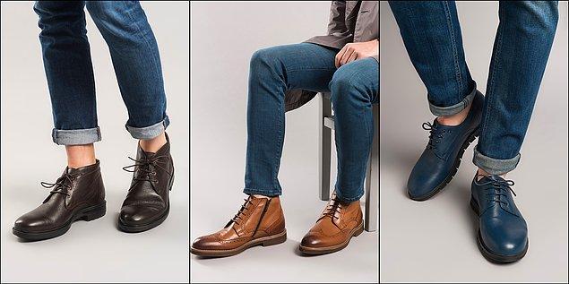 Gittiği her yere seni de götürsün: Ayakkabı!