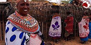 Kenya'da Erkek Şiddetinden Kaçan Kadınların Oluşturduğu Köy: Umoja Köyü