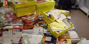 8 Yıl Boyunca Hiçbir Paketi Teslim Etmeyen Postacı