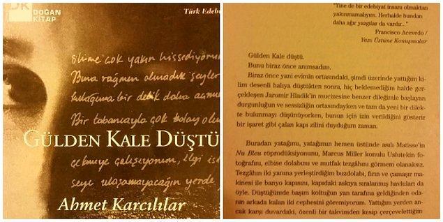 Ahmet Karcılılar - Gülden Kale Düştü