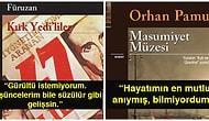 Ölmeden Önce Mutlaka Okumanız Gereken 20 Türkçe Kitabın Giriş Cümlesi