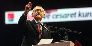 CHP Kurultay Sonucu Belli Oldu: Kılıçdaroğlu Yeniden Genel Başkan Seçildi