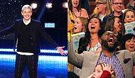 Ellen DeGeneres Stüdyodaki İnsanlara 1 Milyon Dolar Dağıttı!