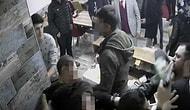 Kokoreççide 'İlgi İsteyen' Polis, Garsonu Tokatlayıp Kulağını Çekti, İşyeri Sahibinin Kafasına Silah Dayadı...