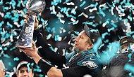 Milyon Dolarlık Finalin Şampiyonu Belli Oldu! 52. Super Bowl Philadelphia Eagles'ın