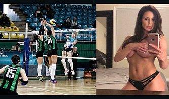 Sakaryaspor'un Kadın Voleybol Takımına Transfer Ettiği Oyuncu Porno Yıldızıyla Benzer İsmi Taşıyınca Ortalık Karıştı!