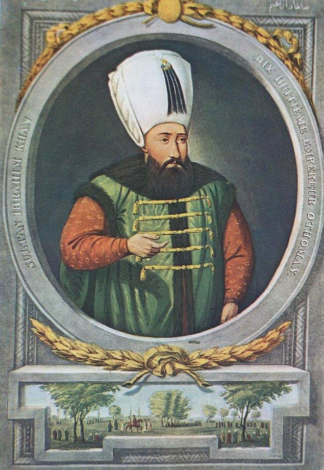 Saray yöneticileri Padişah Deli İbrahim'i tahttan indirdi.