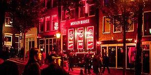 Saatte 27 Turist Grubu Geziyordu: Amsterdam'ın Genelevleri ile Ünlü Sokağına Sınırlama Geliyor
