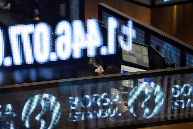📊Borsa İstanbul'da BIST 100 endeksi yüzde 2'yi aşan kayıpla açıldı.