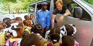 Küçük Bir Kızdan Haiti'yi Ziyaret Eden Conan O'Brien'a: 'ABD'nin Yardımına İhtiyacımız Yok, Zenginliklerimizi Aldınız'