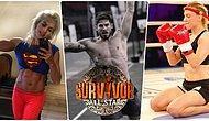 Hepsi Birbirinden İddialı! Survivor 2018'de Ünlülerin Karşısında Yarışacak Gönüllüler Takımında Kimler Yarışacak?