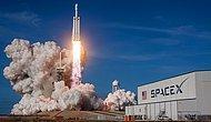 🚀  🚘 Tesla'nın Mars Yolculuğu Başladı: SpaceX Dünyanın En Büyük Roketi 'Falcon Heavy'i Uzaya Gönderdi!