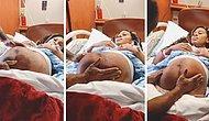 Anne Karnında Ters Dönmüş Bebeği Elleriyle Çeviren Doktor