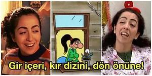Sıdıka'nın Türk Televizyon Tarihindeki En İyi Dizi Olduğunun Kanıtı Niteliğinde 13 Diyalog