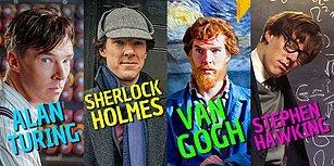 Denk mi Geliyor, Kendi Tercihi mi? Benedict Cumberbatch'ın Daima Zeki Karakterleri Oynama Tutkusu!