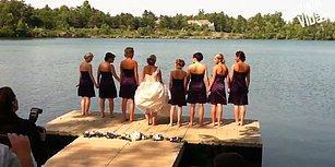 Unutulmaz Düğün Günlerini Sakarlıklarıyla Daha da Bir Unutulmaz Hale Getiren İnsanlar