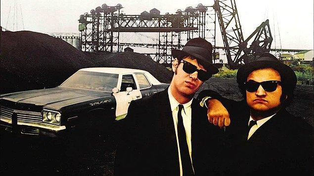 6. Cazcı Kardeşler / The Blues Brothers (1980)