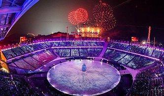 Kuzey ve Güney Kore'yi 'Birleştirdi': 2018 PyeongChang Kış Olimpiyat Oyunları Muhteşem Görüntülerle Başladı