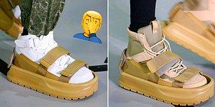 Tasarımcılar Şimdi de Medikal Ürünlere Göz Dikti: Ayakkabı Üstüne Giyilen Ayakkabı Modası