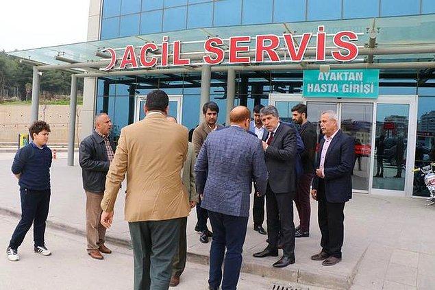 DHA'nın verdiği bilgiye göre,Hatay'ın Kırıkhan ilçesinin karşı tarafına düşen helikopterin enkazına sevk edilen ekipler tarafından yaralı askerler Kırıkhan Devlet Hastanesine getirildi.