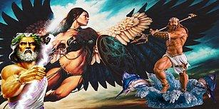 Senin Kişiliğin Hangi Mitolojik Karakterle Aynı?