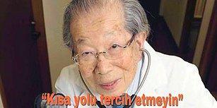 105 Yaşına Kadar Yaşayan Japon Doktor Shigeaki Hinohara'dan Uzun Yaşam Tavsiyeleri