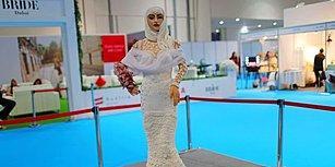 Dubai'de Üretilen 1 Milyon Dolarlık Düğün Pastası