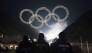 2018 PyeongChang Olimpiyatları Açılışından Muhteşem Drone Görüntüleri!