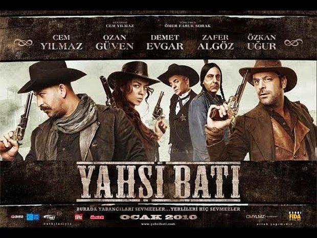 Yahşi Batı | 2009 | IMDB / 7,4