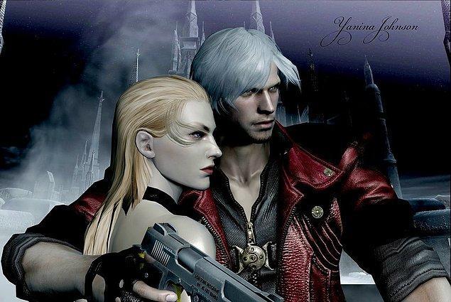 4. Dante & Trish