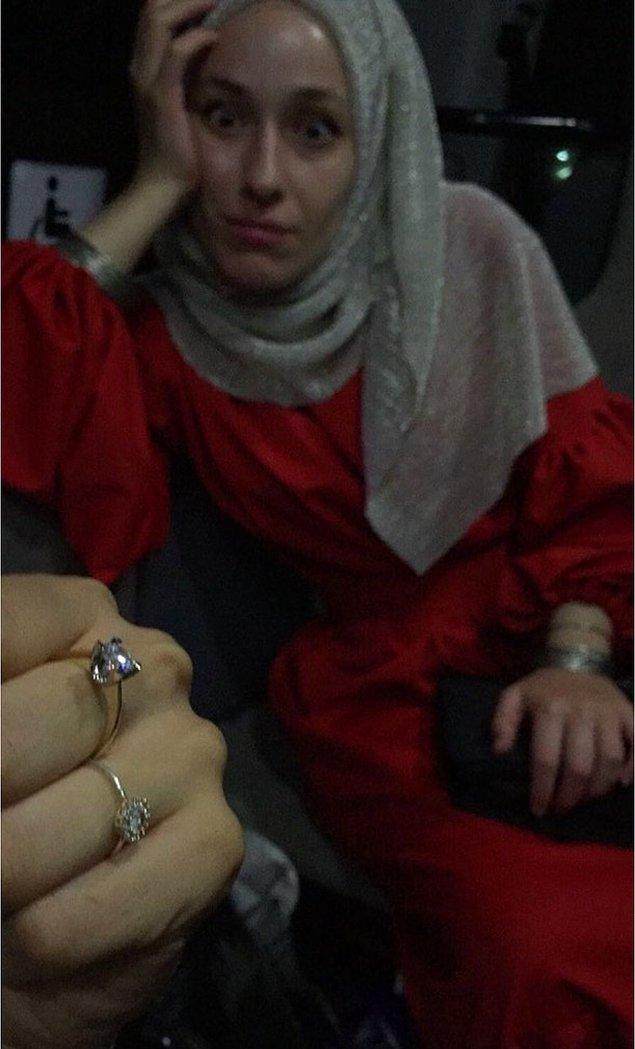 5. Gözümüzün önünde evlenme teklifi alıyorlar...
