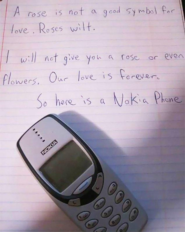 1. Sağlam aşk... :)