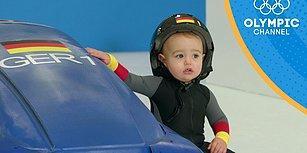 PyeongChang Olimpiyatlarında Çocuklar Yarışsaydı Nasıl Olurdu?