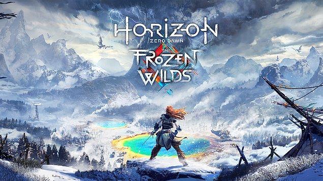 Horizon Zero Dawn, Frozen Wild ek paketiyle geri döndü.