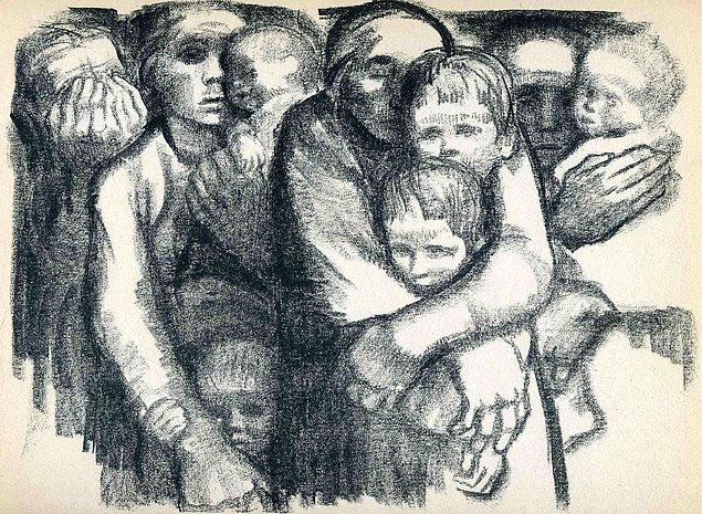 The Mothers (1919)/ Anneler