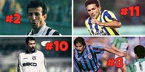 Forma Sahibini Yansıtır: 11 Örnekle Forma Numarasına Göre Futbolcuların Karakter Analizi