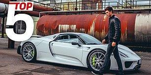 Porsche, YouTube'dan Yayınladığı Efsane Serisi 'Top 5'e Baby Driver ile Geri Döndü!