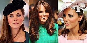 Kraliyet Ailesinin Güzeller Güzeli Düşesi Kate Middleton'dan Altın Değerinde Güzellik Sırları!