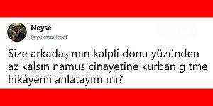 Arkadaşının Kalpli Donu Yüzünden Namus Cinayetine Kurban Gitmesine Ramak Kalan Gencin Hikâyesi