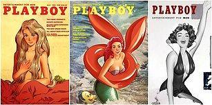 12 İllüstrasyonla, Playboy Dergisinde Kapak Kızı Olan Disney Prensesleri!