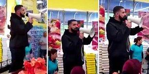 Drake'ten Harika Anons: 'İstediğinizi Alın, Bugün Her Şey Benden!'